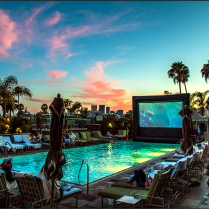 FunFlicks of Southern California - Outdoor Movie Screens / Outdoor Party Entertainment in Westlake Village, California