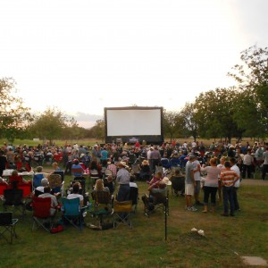 Funflicks of Texas - Outdoor Movie Screens / Video Services in Houston, Texas