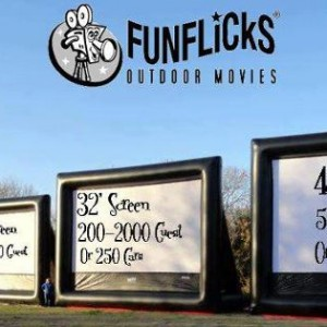 Funflicks Outdoor and Indoor Movies