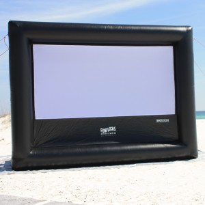FunFlicks Outdoor Movies - Outdoor Movie Screens / Traveling Theatre in Fort Walton Beach, Florida