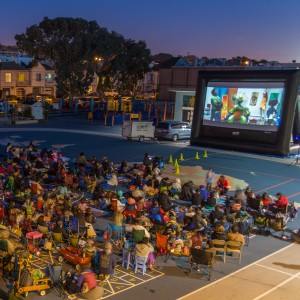 FunFlicks Southern Oregon - Outdoor Movie Screens / Outdoor Party Entertainment in Eugene, Oregon