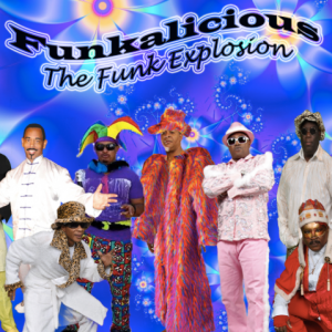 Funkalicious - Funk Band / Dance Band in Long Beach, California