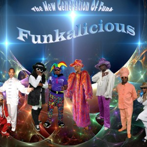 Funkalicious - Funk Band / Dance Band in San Pedro, California