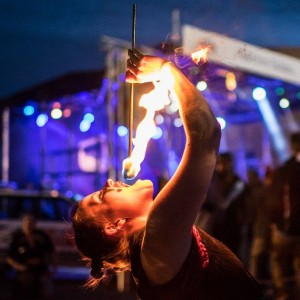 Funky Faye - Fire Performer in Denver, Colorado