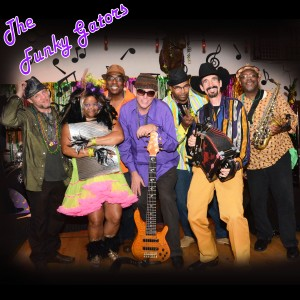 Funky Gators - Zydeco Band in San Francisco, California