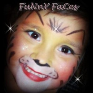 Funny Faces Face Painting - Face Painter / Children's Party Entertainment in Norwalk, California