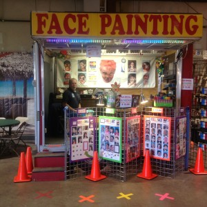Funny Faces Face Painting - Body Painter in Prescott Valley, Arizona