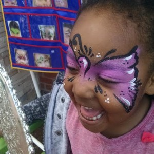 Funomenal Faces and Hair - Face Painter / Princess Party in Wilmington, North Carolina