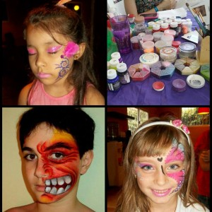 FunPainting - Face Painter in Falls Church, Virginia