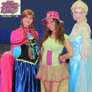 FunPartyKids Characters - Event Planner / Princess Party in Miami, Florida