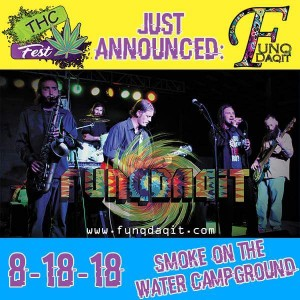 Funqdaqit - Dance Band in Grants Pass, Oregon