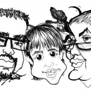 FunStrokes - Caricaturist / Wedding Entertainment in Philadelphia, Pennsylvania