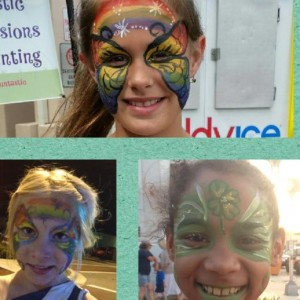 Funtastic Expressions - Face Painter / Outdoor Party Entertainment in Titusville, Florida