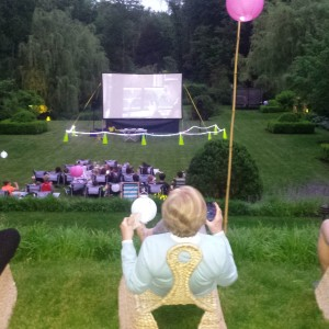 Funtime Films - Outdoor Movie Screens / Outdoor Party Entertainment in Brick Township, New Jersey
