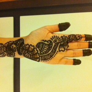 FusionHenna Tattoos and Body ARt - Henna Tattoo Artist / Body Painter in Redmond, Washington