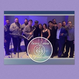 FuZion Latina Charlotte - Latin Band / Salsa Band in Charlotte, North Carolina