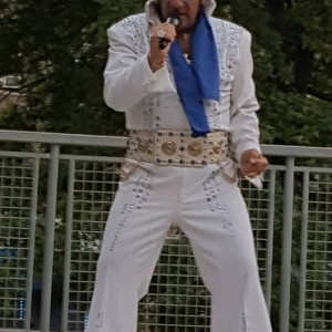 Gene Dinapoli - Elvis Impersonator / Variety Show in New York City, New York