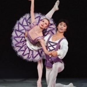 Gavin Larsen - Ballet Dancer in Asheville, North Carolina