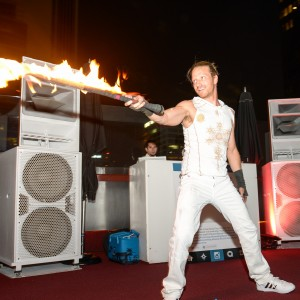 G-Force Fire Flow - Fire Performer in Los Angeles, California