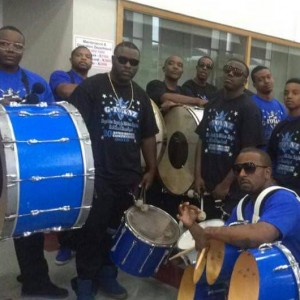 G-Town Royal Knightz Drum Squad - Drum / Percussion Show in Compton, California