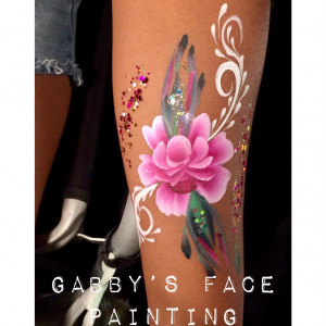 Gabby's face Painting - Face Painter in Chula Vista, California