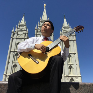 Gabino Flores - Classical Guitarist in Salt Lake City, Utah