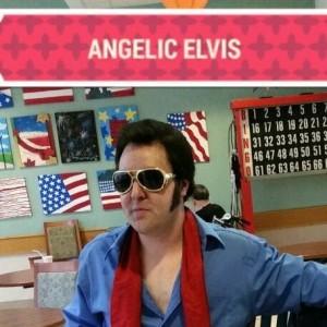Gabriel Angelic Elvis Sanders - Rock & Roll Singer in McAdams, Mississippi