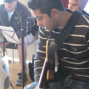 Gabriel Bautista - Composer in Dallas, Texas