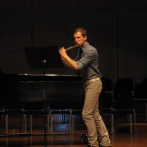 Gabriel Rodenborn - Flute Player in Oakland, California