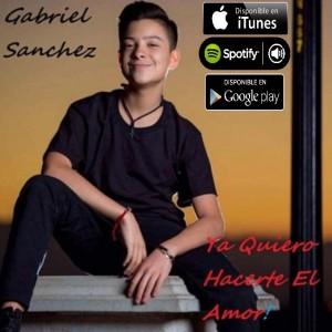 Gabriel Sanchez - Singer/Songwriter in San Jose, California