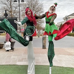 Gabriela Entertainment - Stilt Walker / Fire Eater in Nashville, Tennessee