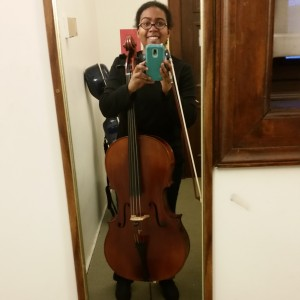 Gabriella Grange - Cellist in Plano, Texas
