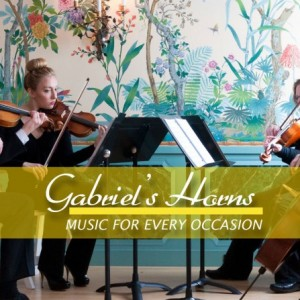 Gabriel's Horns Live Wedding Musicians - String Quartet / Harpist in Milwaukee, Wisconsin