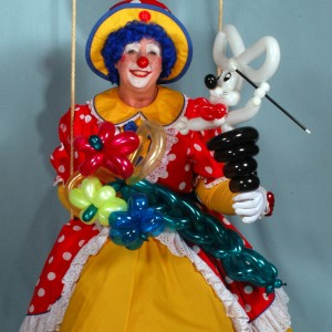 Gadgets the Clown or MJ the Balloon Artist - Balloon Twister / Face Painter in Henrietta, New York