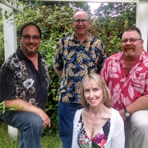 Gail Force and the Hurricanes - Cover Band in Jacksonville, Florida