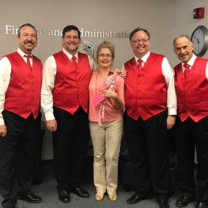 Gainesville Barbergators Chorus - Barbershop Quartet in Gainesville, Florida