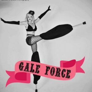 Gale Force - Stilt Walker / Actress in Paonia, Colorado
