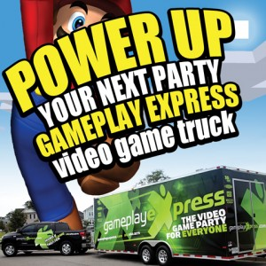Gameplay Express | mobile video game party theater - Mobile Game Activities in Mount Pleasant, South Carolina
