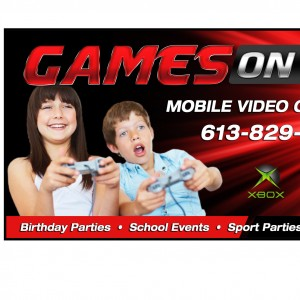 GamesOnTruck - Mobile Game Activities / Family Entertainment in Ottawa, Ontario