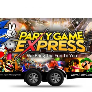 GaminRide - Mobile Game Activities / Children's Party Entertainment in Draper, Utah