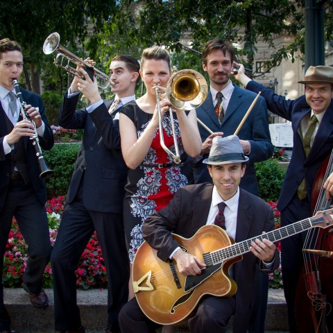 Hire Garden Party - Swing Band in Brooklyn, New York
