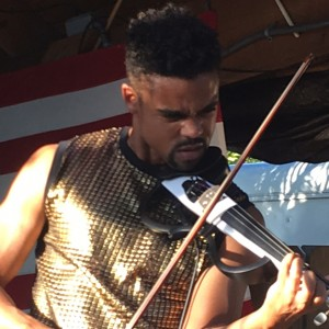 Gareth Johnson - Violinist in Lake Worth, Florida