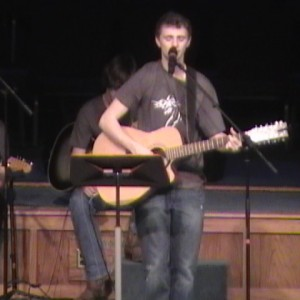 Garren Stevens - Praise & Worship Leader / Singing Guitarist in Burleson, Texas