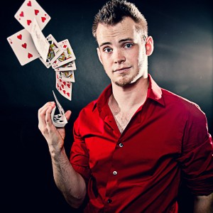 Garret DePass - Magician in San Francisco, California