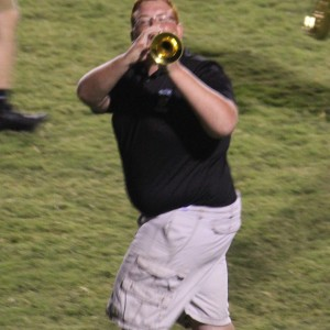 Garrett Chitwood - Trumpet Player in Bessemer City, North Carolina