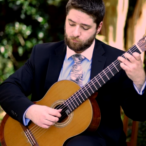 Garrett Pelland - Classical Guitarist in Ellicott City, Maryland