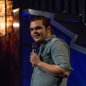 Garrett Smalley - Stand-Up Comedian in Tulsa, Oklahoma