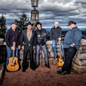 Gary Bennett and The Coattail Riders - Country Band in Portland, Oregon