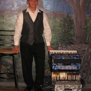 Gary Morin - Accordion Player in Leominster, Massachusetts