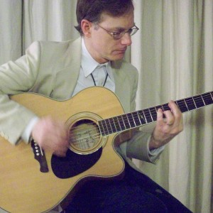 Gary Murphree - Singing Guitarist in Rochester, New York